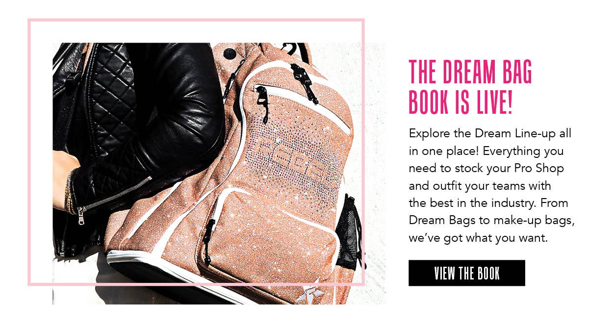 Rebel Dream Bag mini book