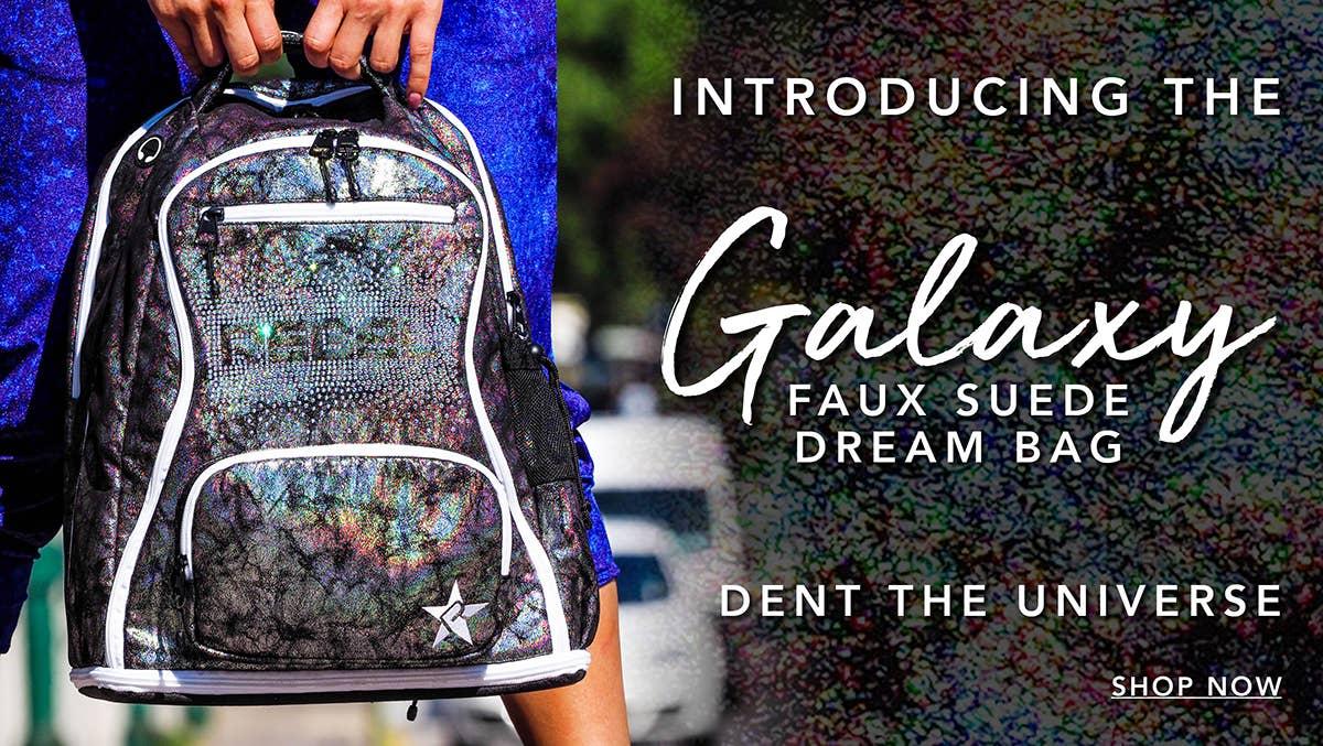 Galaxy Faux Suede Rebel Dream Bag