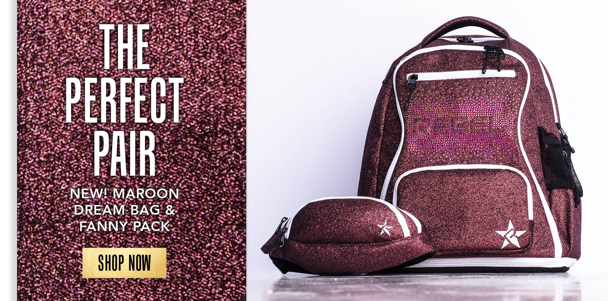 Maroon Travel Collection